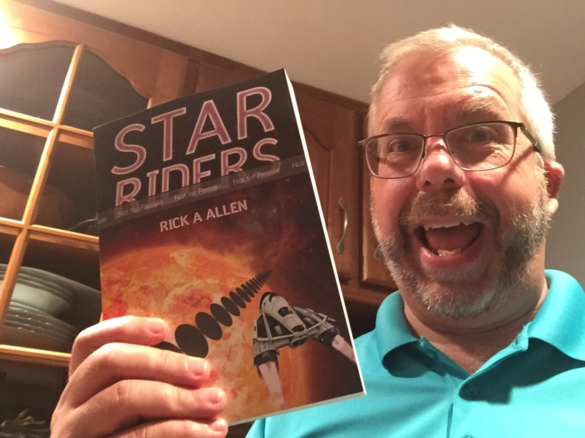 Star Riders is on Amazon!